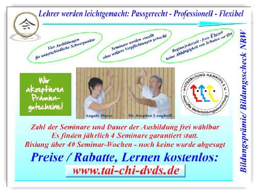 Tai Chi Lehrer Ausbildung Deutschland - Tai Chi Verband Qigong ...